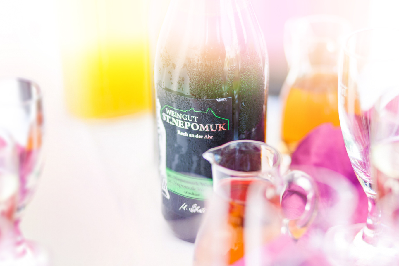 Weingut und Restaurant St. Nepomuk